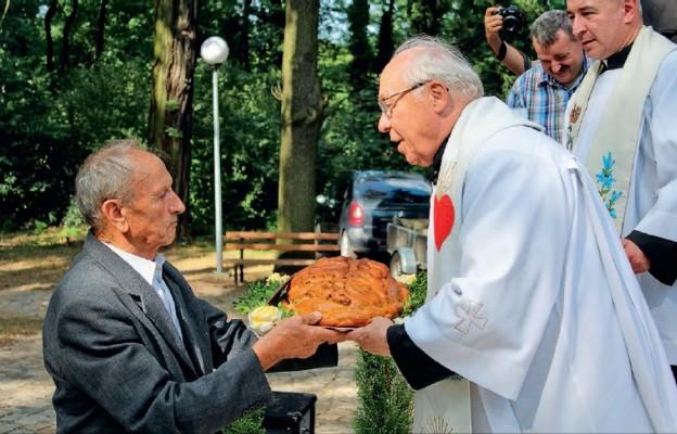 Dziękowali za dar chleba