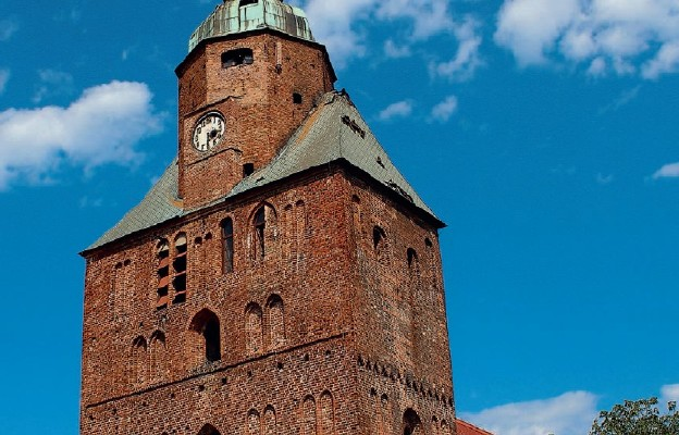 Katedra już od dawna wymagała remontu (2)