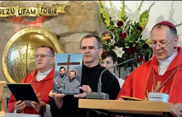 Relikwie błogosławionych Ojców Męczenników