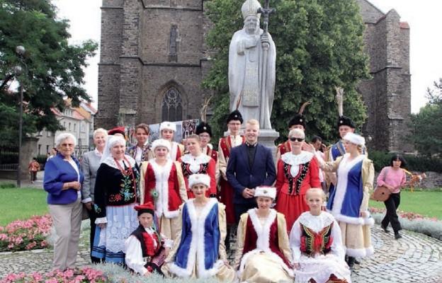 Msze święte z folklorem