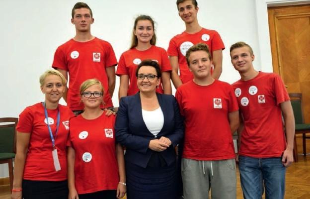 Caritas rozdała Tornistry Pełne Uśmiechów