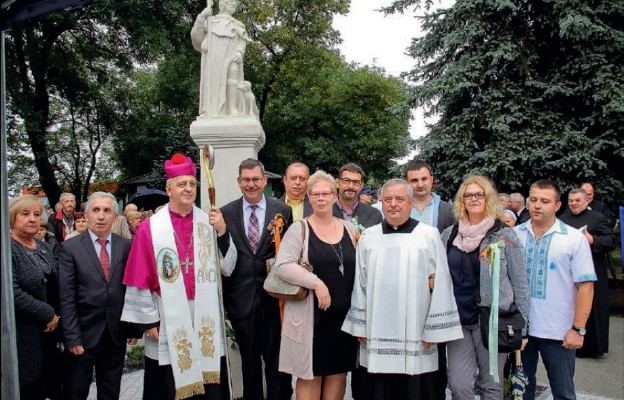 Miasto i parafia uczciły św. Rocha