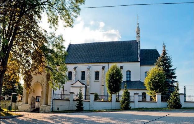 Kościół w Sokolinie