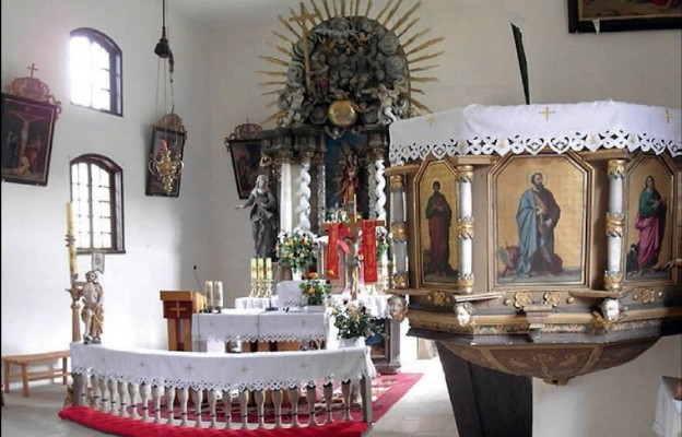 Drewniane kościoły diecezji świdnickiej (2)