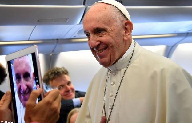 Telekonferencja papieża z młodzieżą całego świata w Dniu Ochrony Środowiska