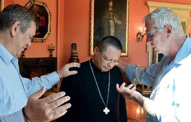 Modlitwa nad Metropolitą