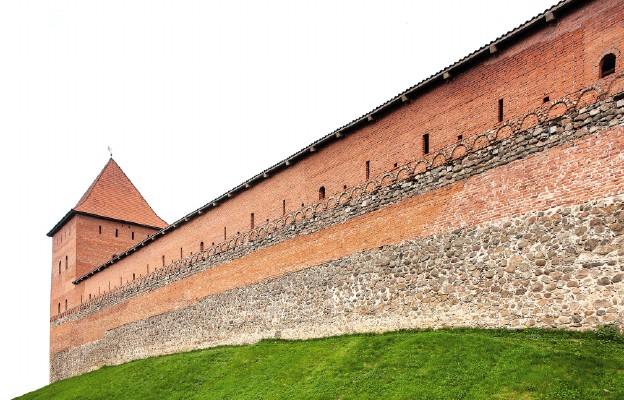 Lida – kościół, zamek, browar