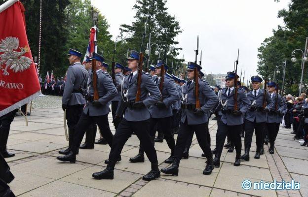 Jasna Góra: policjanci pielgrzymowali do Czarnej Madonny