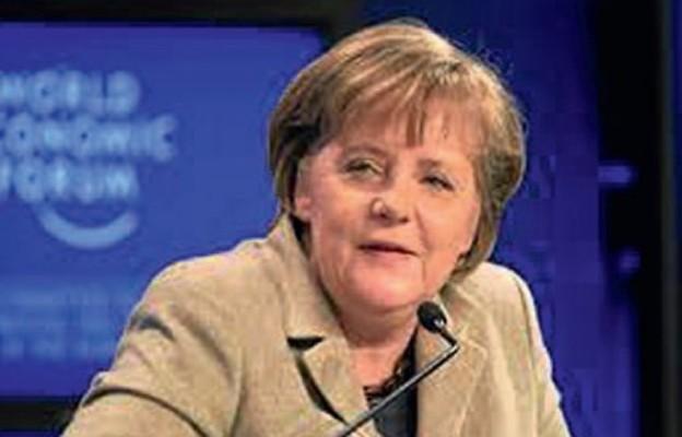 Kłopoty Merkel
