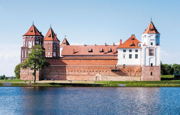 Zamek w Mirze – w poszukiwaniu skarbu Radziwiłłów