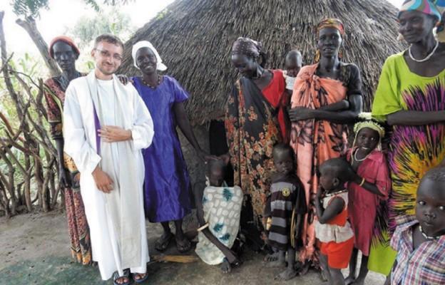 Nasz człowiek w Sudanie Południowym