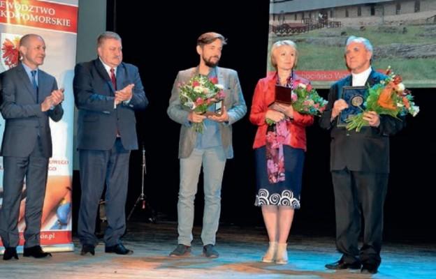 Nagroda dla Szembruka