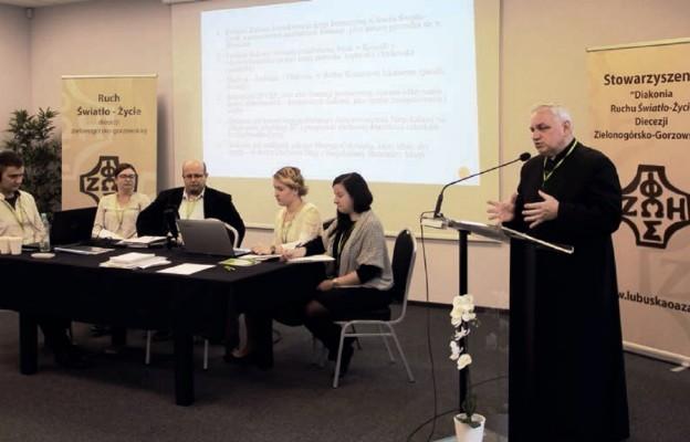 Panel poświęcony diakoniom