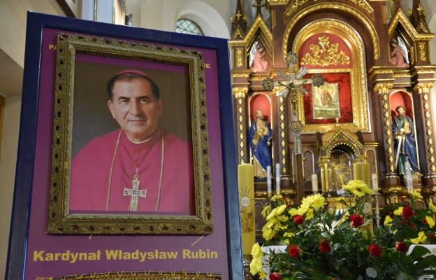 Kard. Władysław Rubin – Zasłużony dla Województwa Podkarpackiego