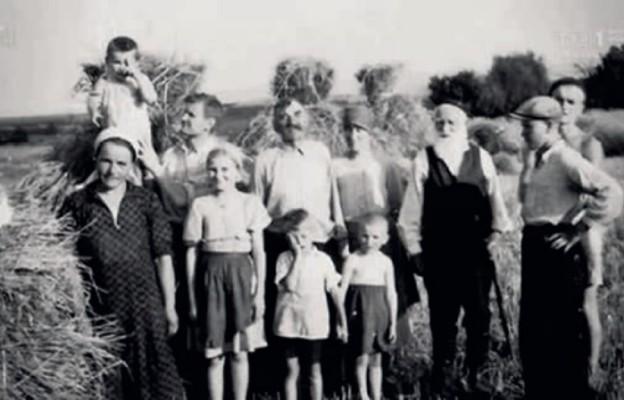 Polacy, Żydzi i Niemcy w Markowej