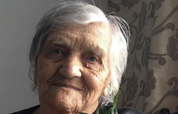 Genowefa Chrapek – mama bp. Jana Chrapka