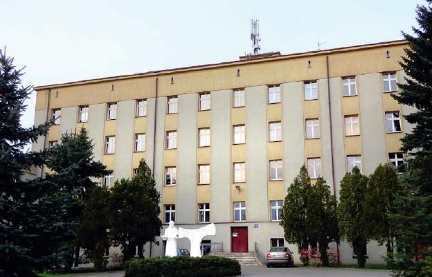 Budynek bernardyńskiej szkoły