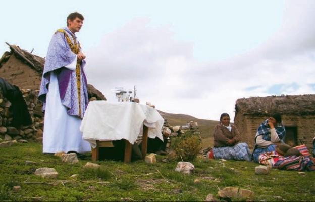 Padre Mario z Mazur