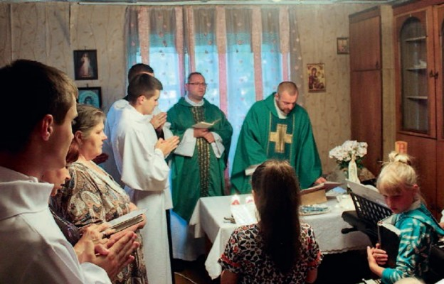 Dobre praktyki kleryckiego Ogniska Misyjnego