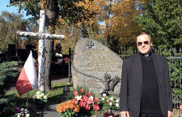 Historyczna nekropolia na Bródnie