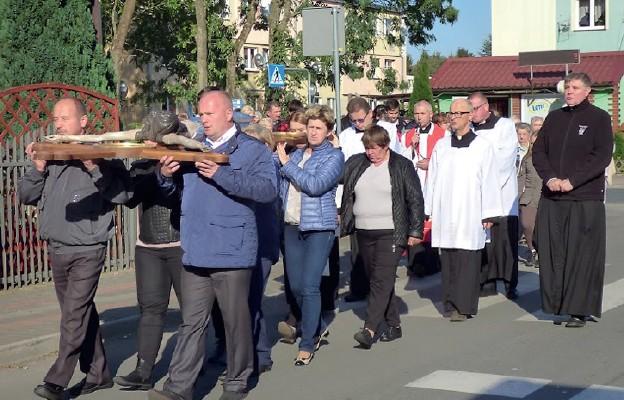 Parafia pw. Niepokalanego Poczęcia NMP w Osinie