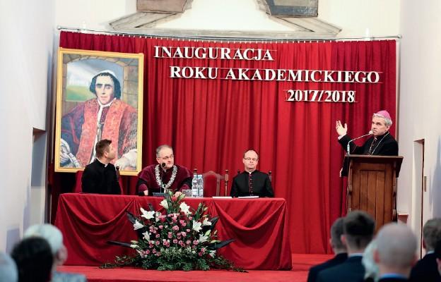 Inauguracja roku akademickiego w WSD
