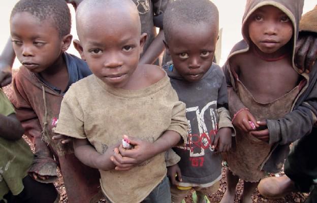 Dzieci z Burundi wołają o szkołę