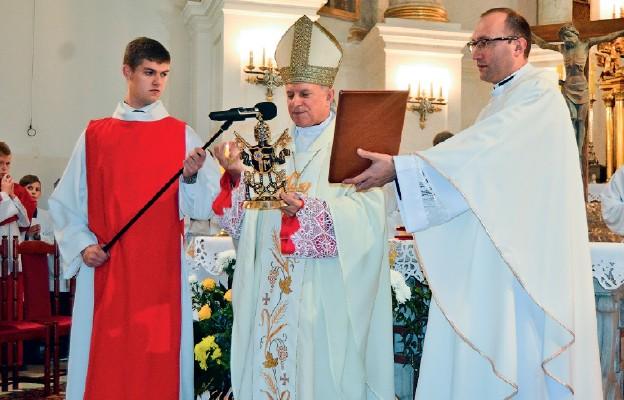 Papież zamieszkał w Chełmie