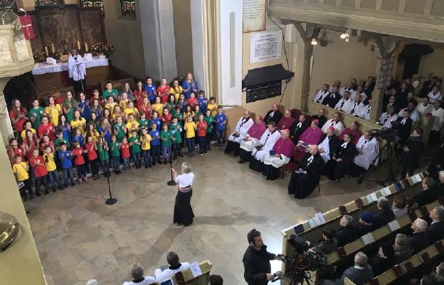 Centralne Nabożeństwo Ekumeniczne w Katowicach z udziałem hierarchów Kościoła katolickiego