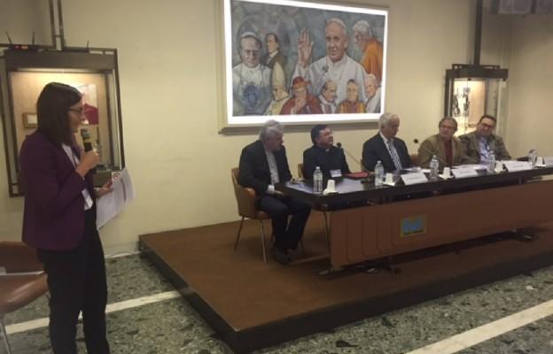Konferencja prasowa w Watykanie – prowadzi dr Paulina Guzik