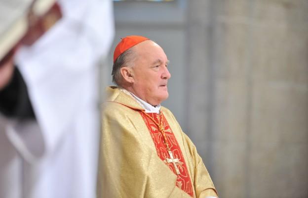 Kard. Kazimierz Nycz odprawił Mszę św. dla członków Zakonu Maltańskiego