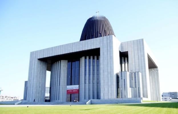 Świątynia Opatrzności Bożej zamknięta dla zwiedzających