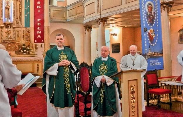 Dziękowali za pierwszego kapłana z kamiennej Góry