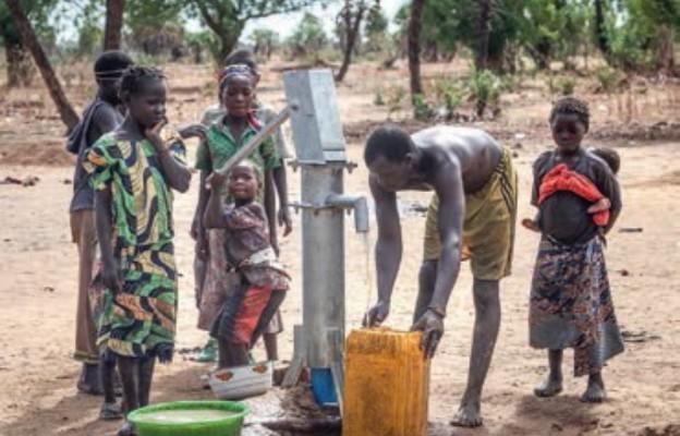 Wybudowaliśmy czwartą studnię w Afryce