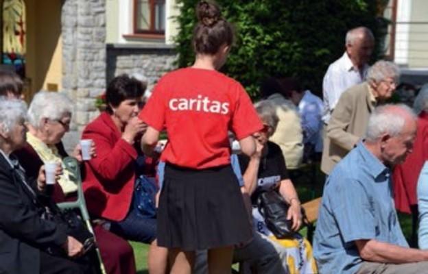 Caritas dziękowała za ćwierćwiecze działalności