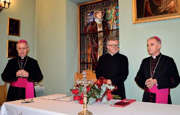 Diecezja Kielecka ma nowego biskupa pomocniczego