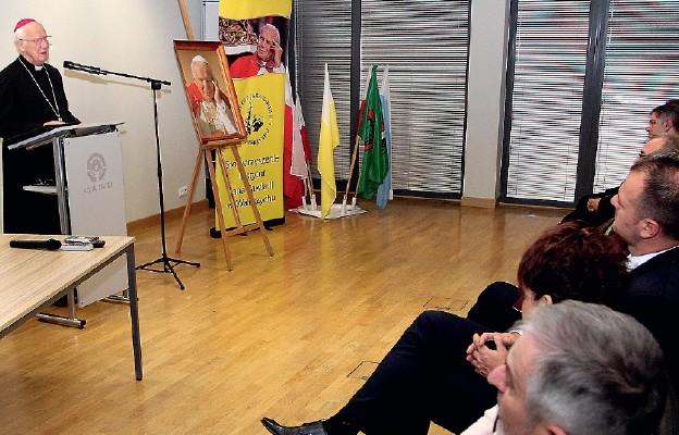 """Konferencja """"Jan Paweł II – Czciciel Maryi"""""""