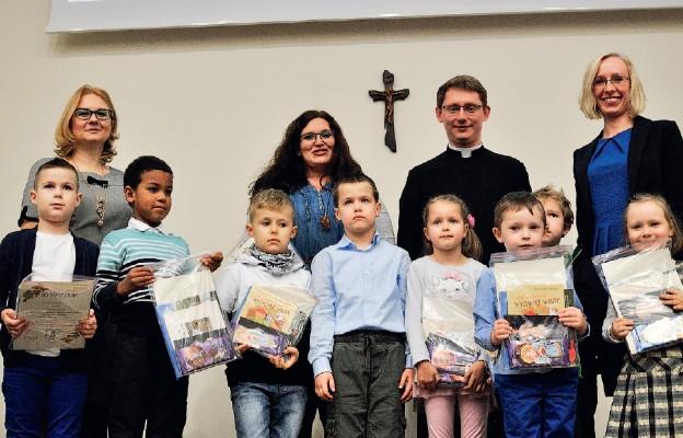 Diecezjalny Konkurs Międzyprzedszkolny