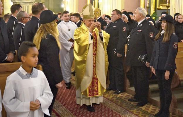 Namacalny ślad obecności Jana Pawła II
