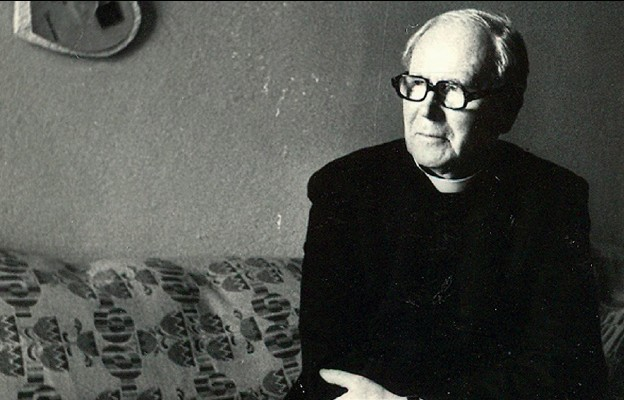 Sługa Boży ks. Aleksander Zienkiewicz, którego wewnętrzny kompas idealnie wskazywał kierunek na niebo