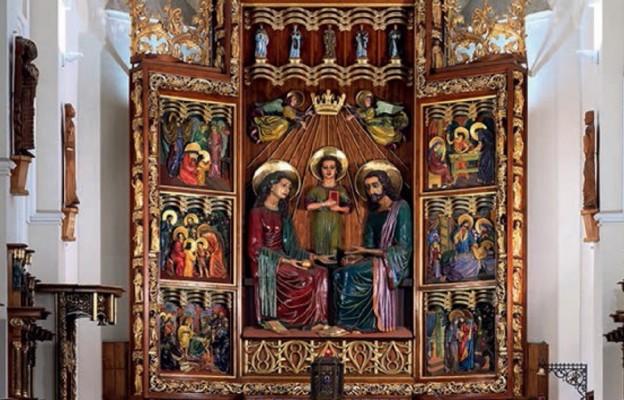 Jezus, Maryja i Józef Rodzina napełniona Duchem Świętym