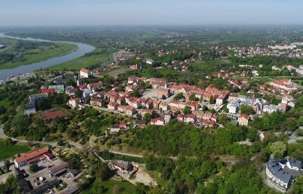 Sandomierz – historyczny zespół architektoniczno-krajobrazowy