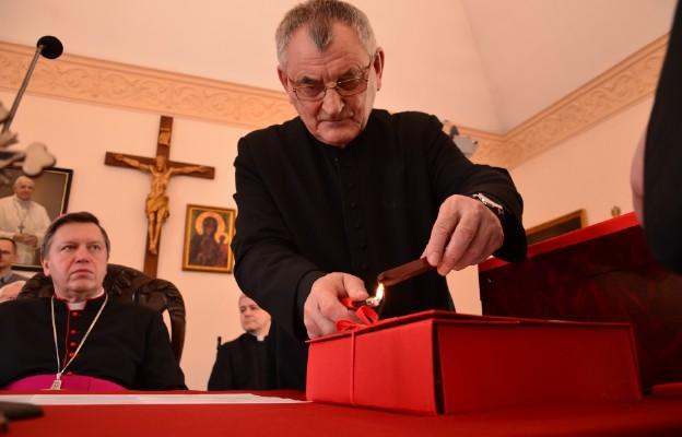 Zakończenie procesu beatyfikacyjnego ks. Zienkiewicza na szczeblu diecezjalnym