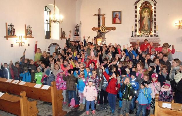 Parafia pw. Miłosierdzia Bożego w Parlinie