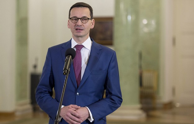 Morawiecki: chcemy uniknąć kolejnego lockdownu w związku z koronawirusem