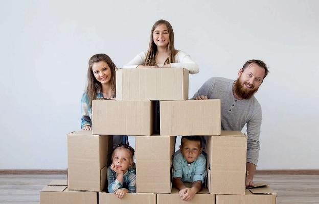Rodzina – razem czy osobno?