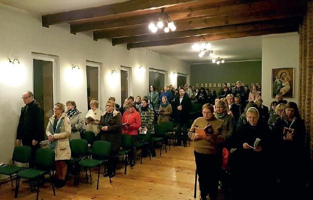 Rekolekcje dla katechetów w Domu św. Józefa