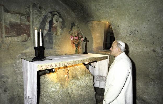 Od żłóbka św. Franciszka do papieskich szopek w Watykanie