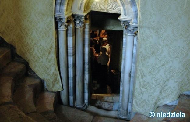 Betlejem – Grota Narodzenia Pańskiego