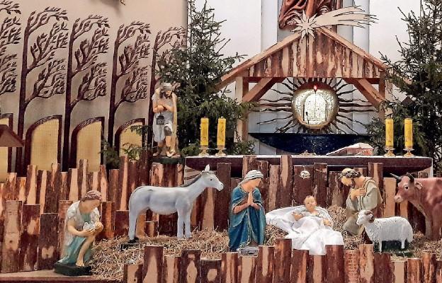 Żłóbek Jezusa – miejscem naszych powtórnych narodzin